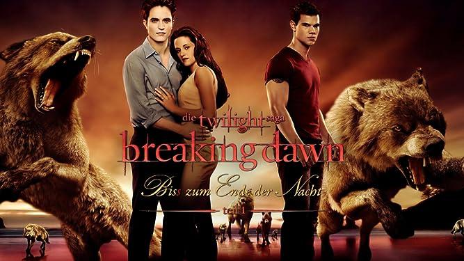 Breaking Dawn - Biss zum Ende der Nacht, Teil 1 [dt./OV]