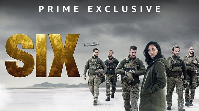 Six - Staffel 2 [dt./OV]