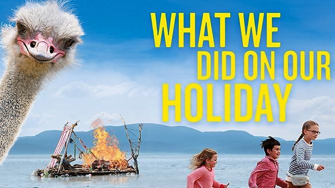 What we did on our holiday - Ein Schotte macht noch keinen Sommer [dt./OV]