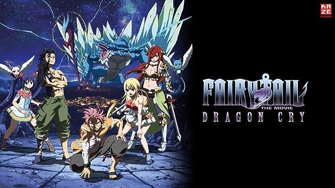 Fairy Tail: Dragon Cry (Movie 2)