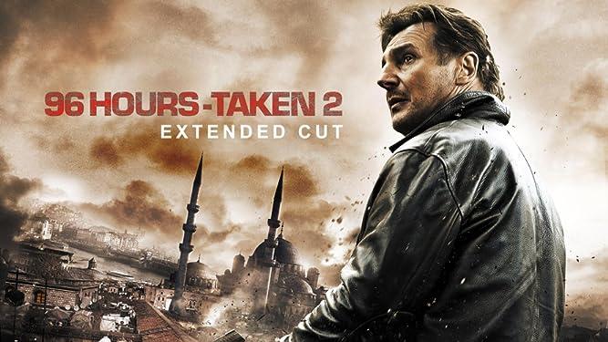 96 Hours - Taken 2 (Extended Cut) [dt./OV]