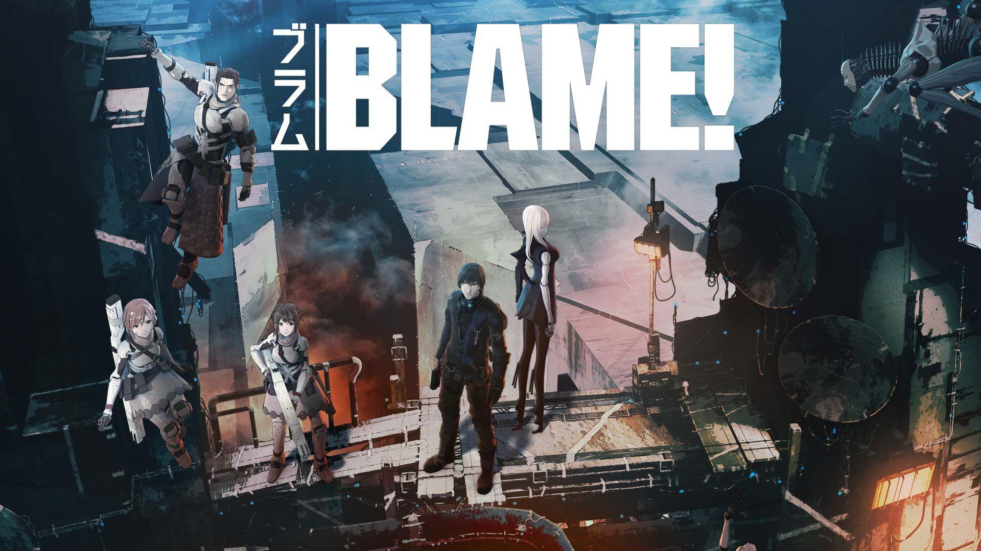 BLAME! [dt./OV]