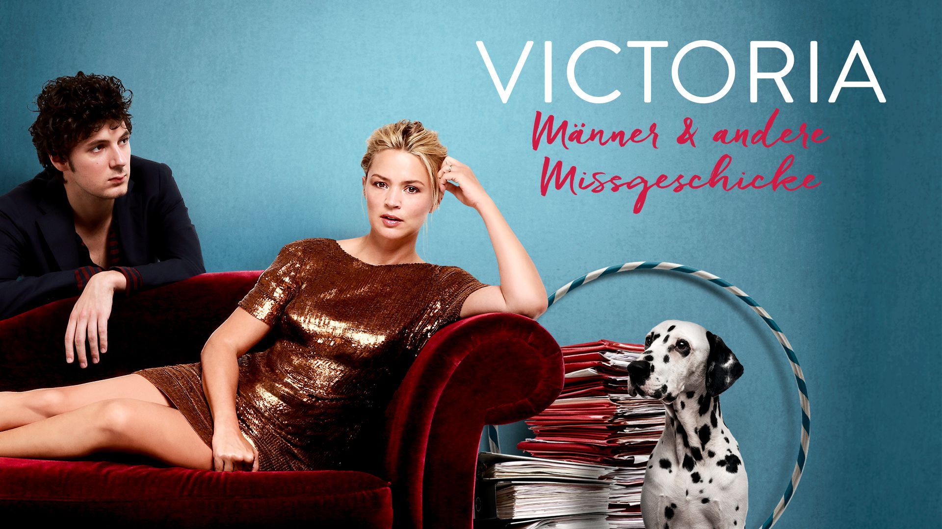 Victoria: Männer & andere Missgeschicke [dt./OV]
