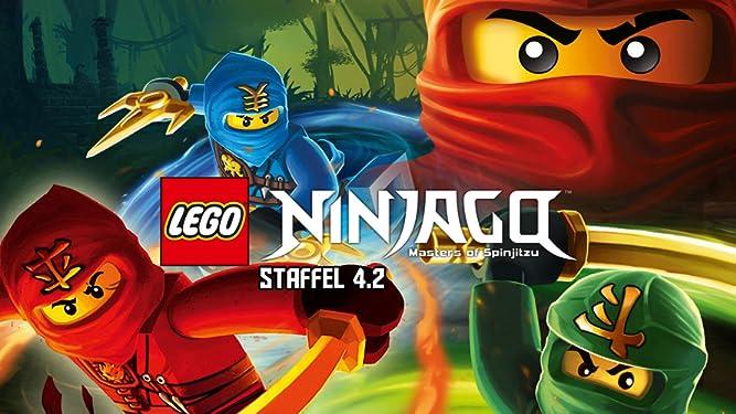 Amazonde Lego Ninjago Meister Des Spinjitzu Staffel 4
