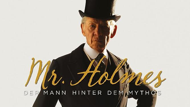 Mr. Holmes : Der Mann hinter dem Mythos [dt./OV]