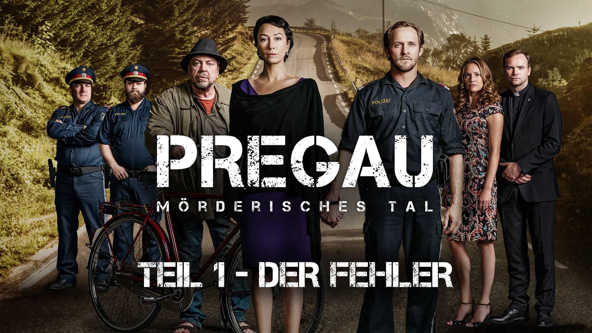 Pregau - Mörderisches Tal, Teil 3 - Die Erpressung