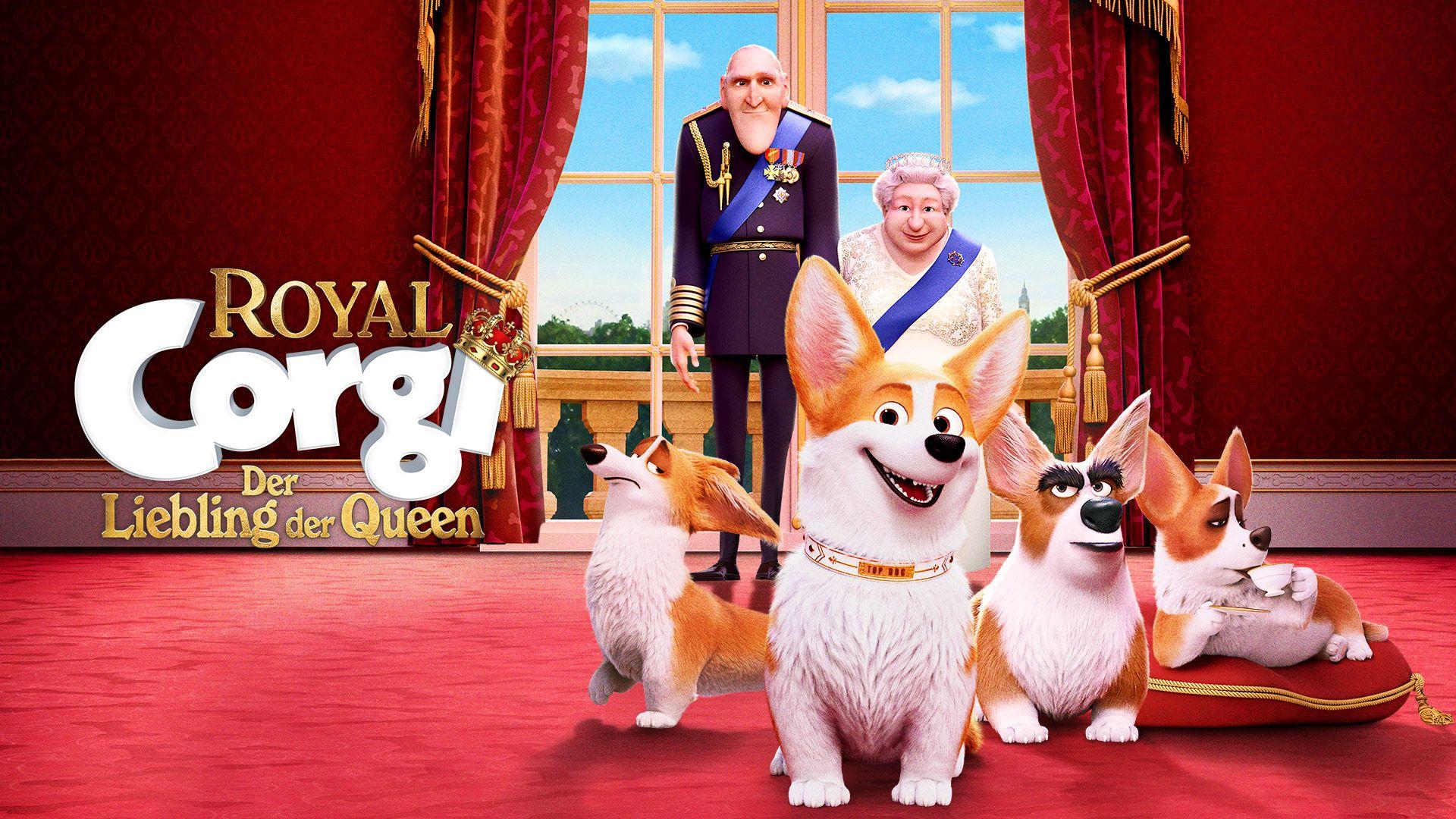 Royal Corgi - Der Liebling der Queen [dt./OV]