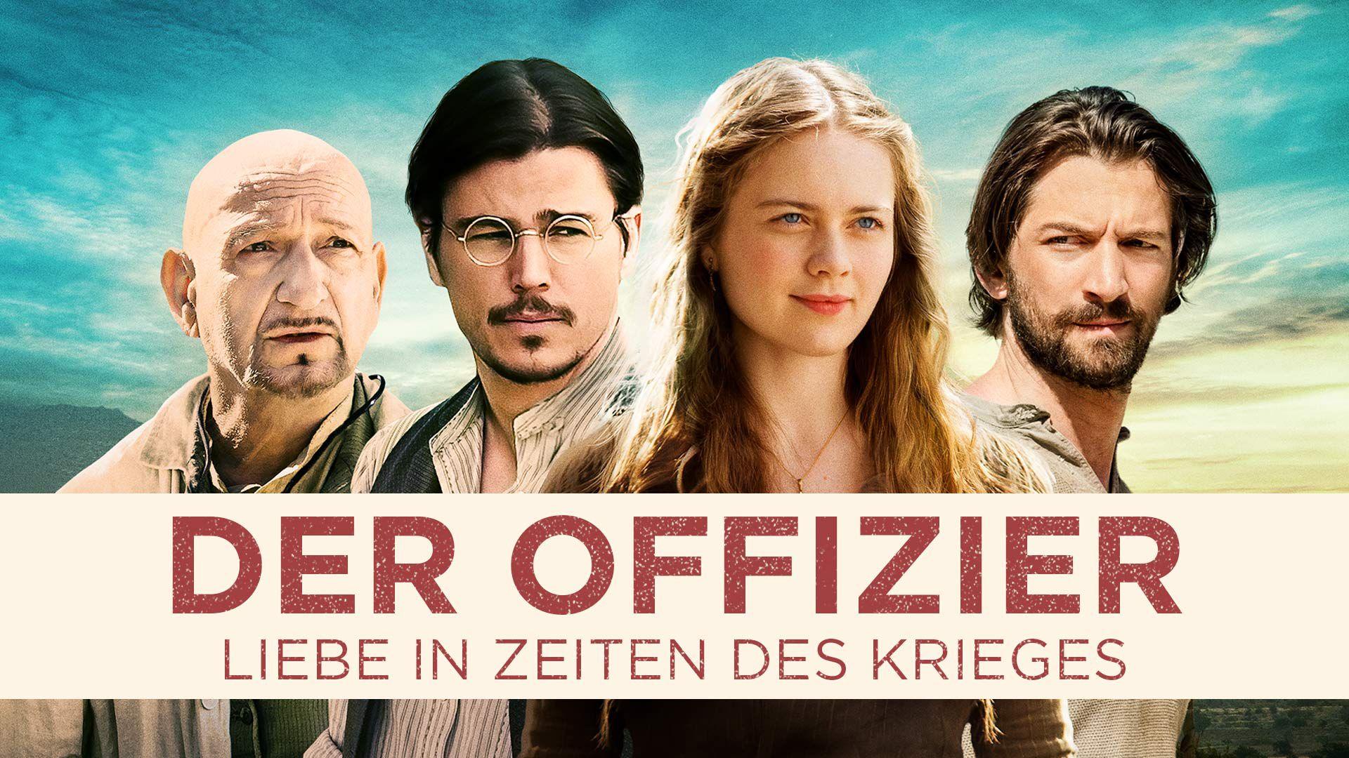 Der Offizier - Liebe in Zeiten des Krieges [dt./OV]