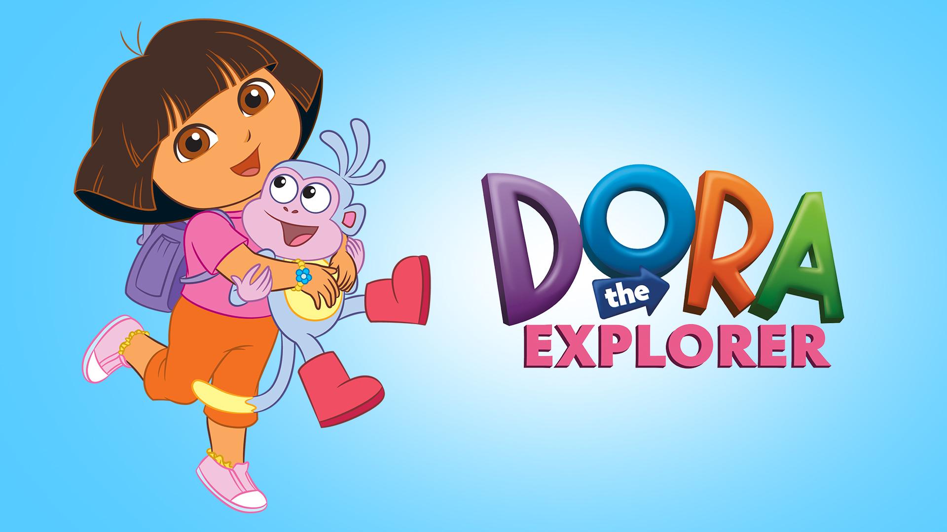 Dora The Explorer - Staffel 1 [dt./OV]
