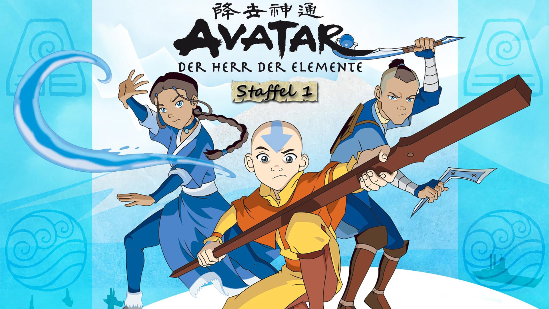 Avatar - Staffel 1