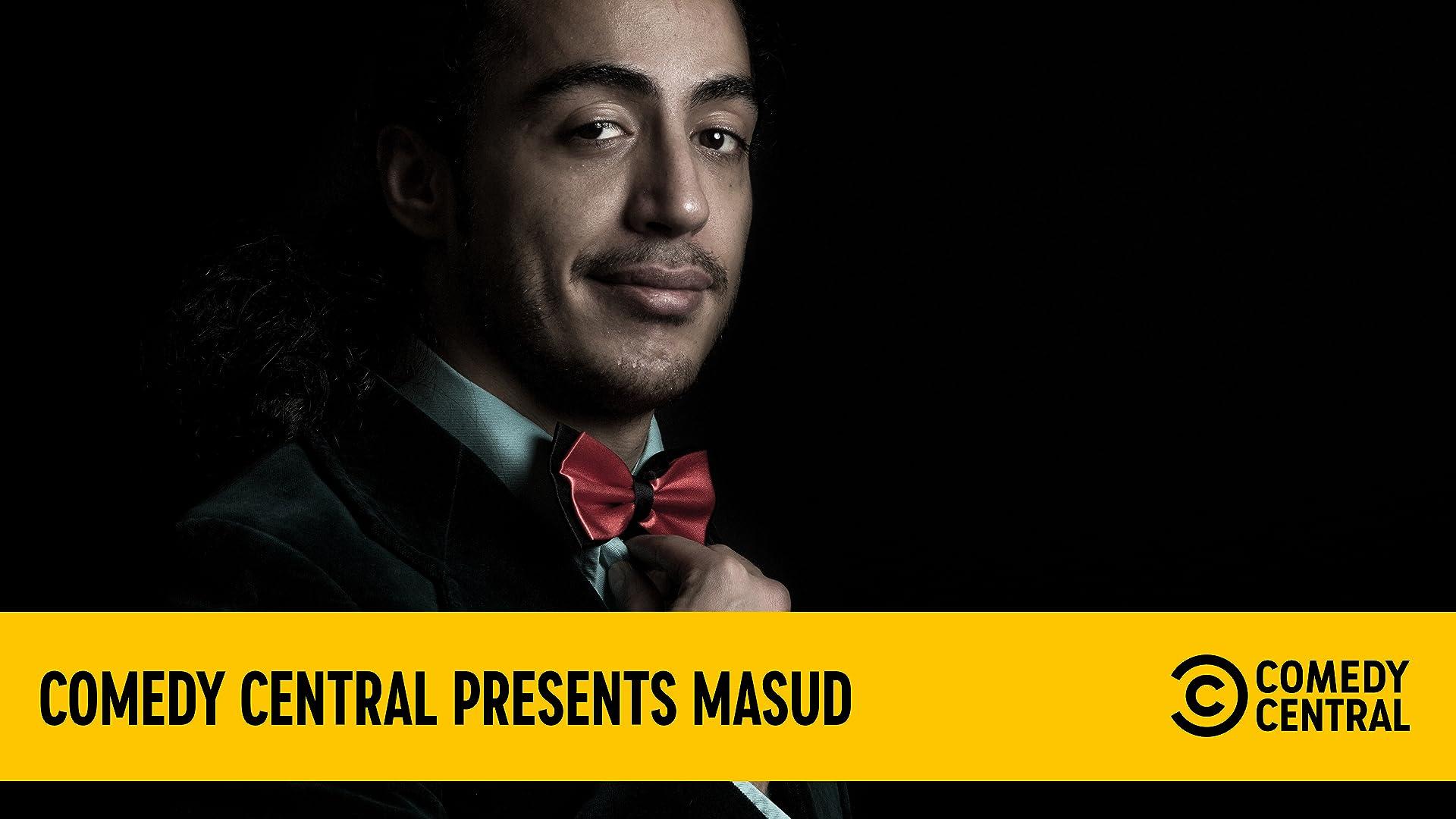 Comedy Central Presents Masud