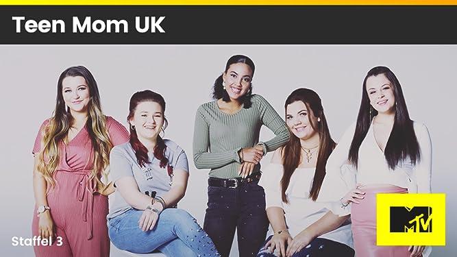 Britische Teenie-Freunde beobachten