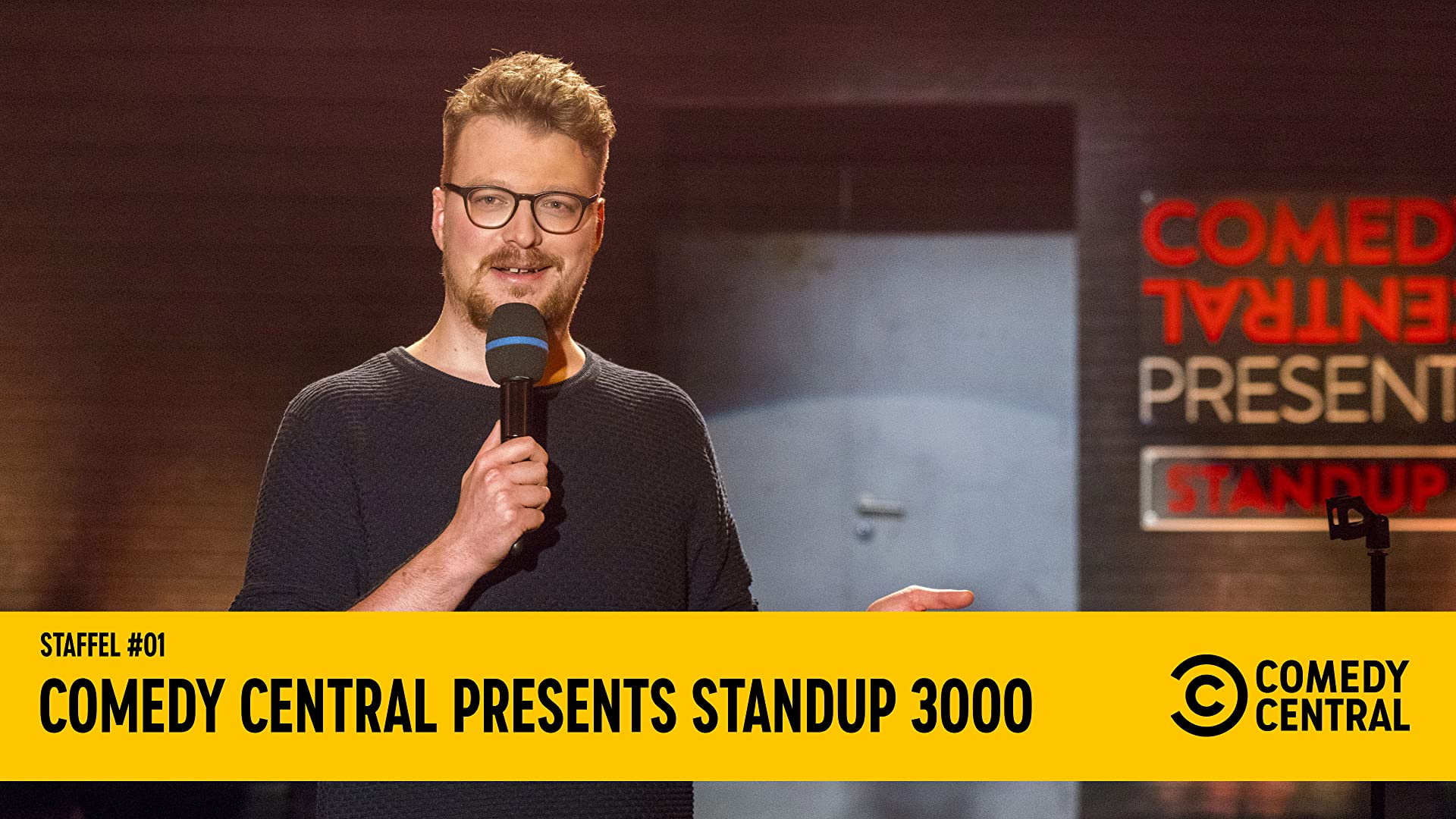 Comedy Central Presents STANDUP 3000 Staffel 1