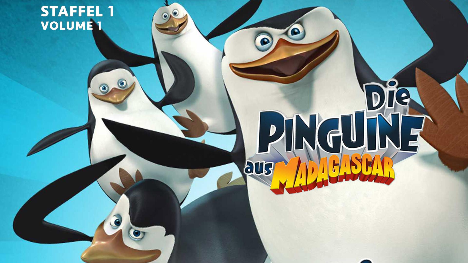Die Pinguine aus Madagascar - Staffel 1 Teil 1 [dt./OV]