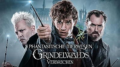 Phantastische Tierwesen: Grindelwalds Verbrechen [dt./OV]