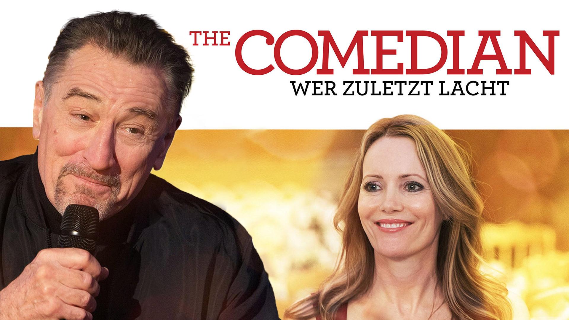 The Comedian: Wer zuletzt lacht [dt./OV]
