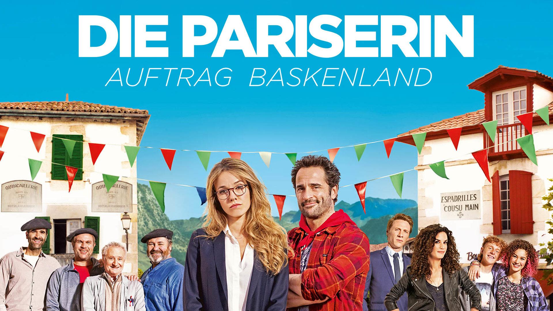 Die Pariserin: Auftrag Baskenland
