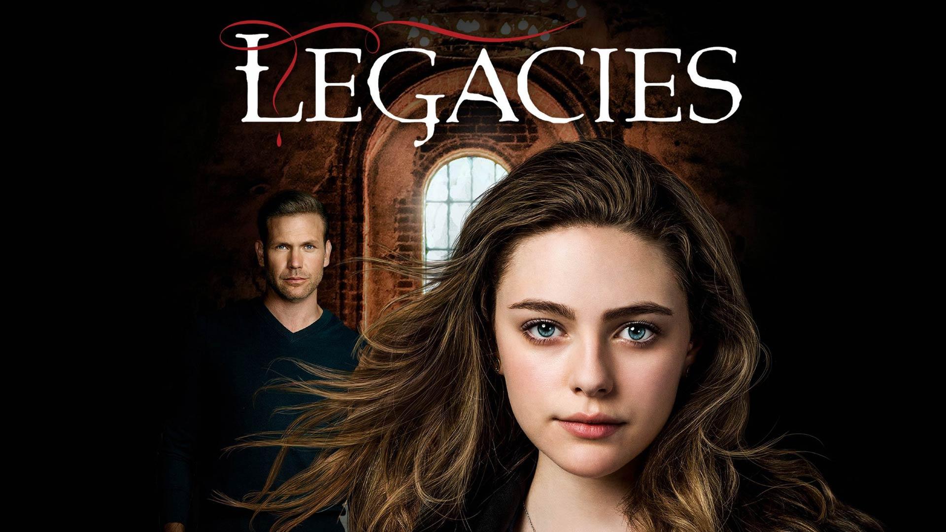 Legacies: The Complete First Staffel