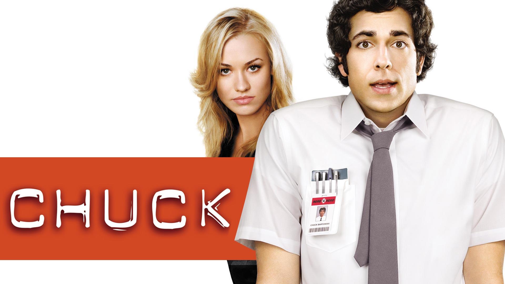 Chuck - Staffel 1 [OV]