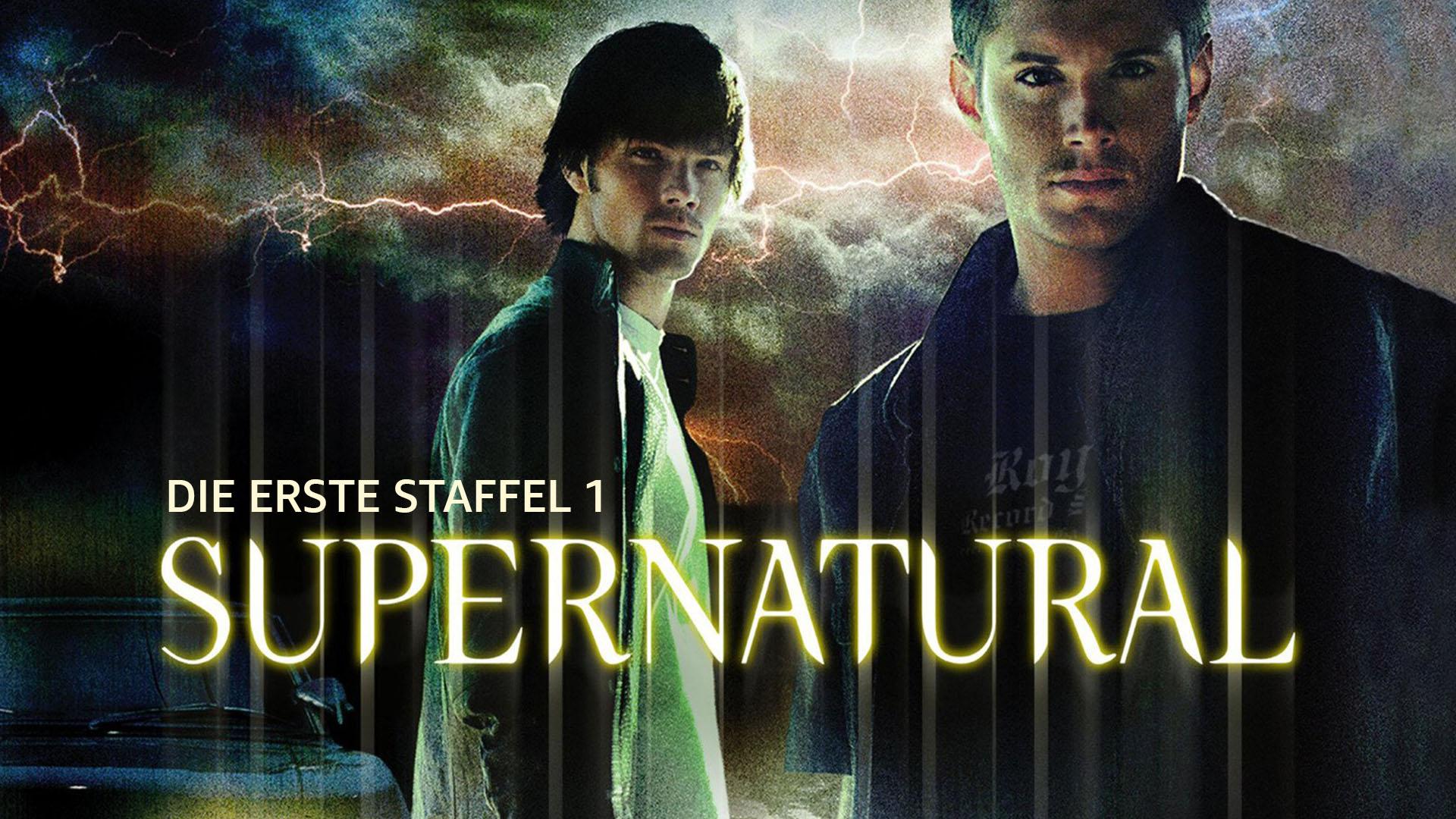 Supernatural - Staffel 1 [dt./OV]