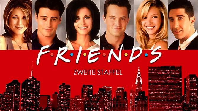 Friends - Staffel 2 [dt./OV]
