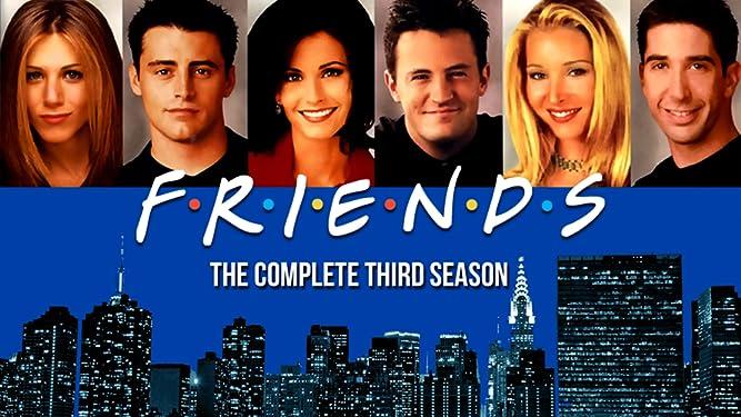 Friends - Staffel 3 [dt./OV]