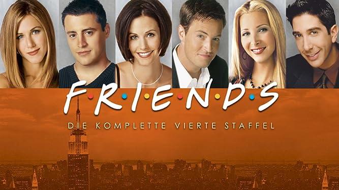 Friends - Staffel 4 [dt./OV]