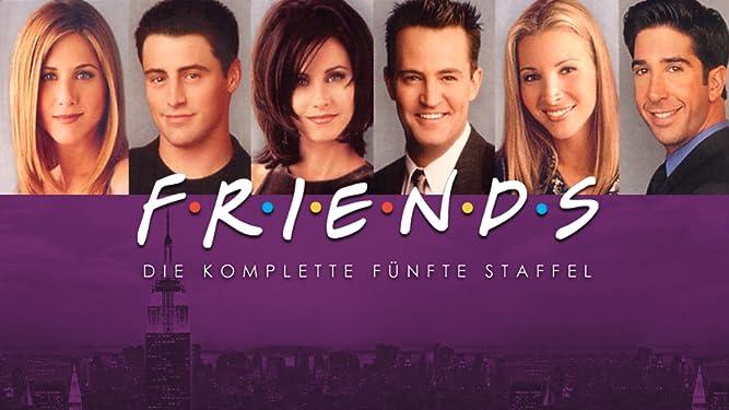 Friends - Staffel 5 [dt./OV]
