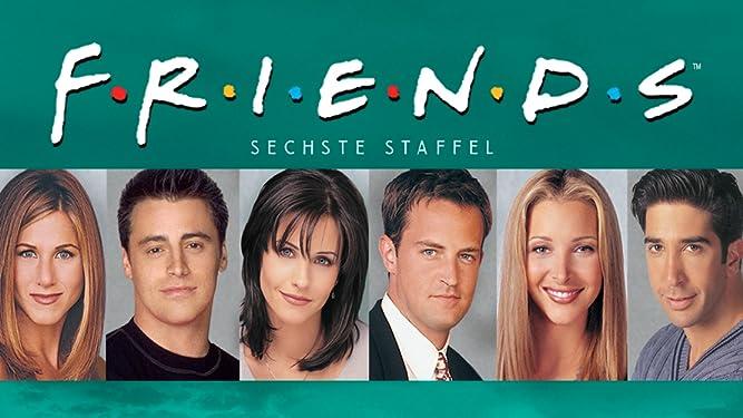 Friends - Staffel 6 [dt./OV]