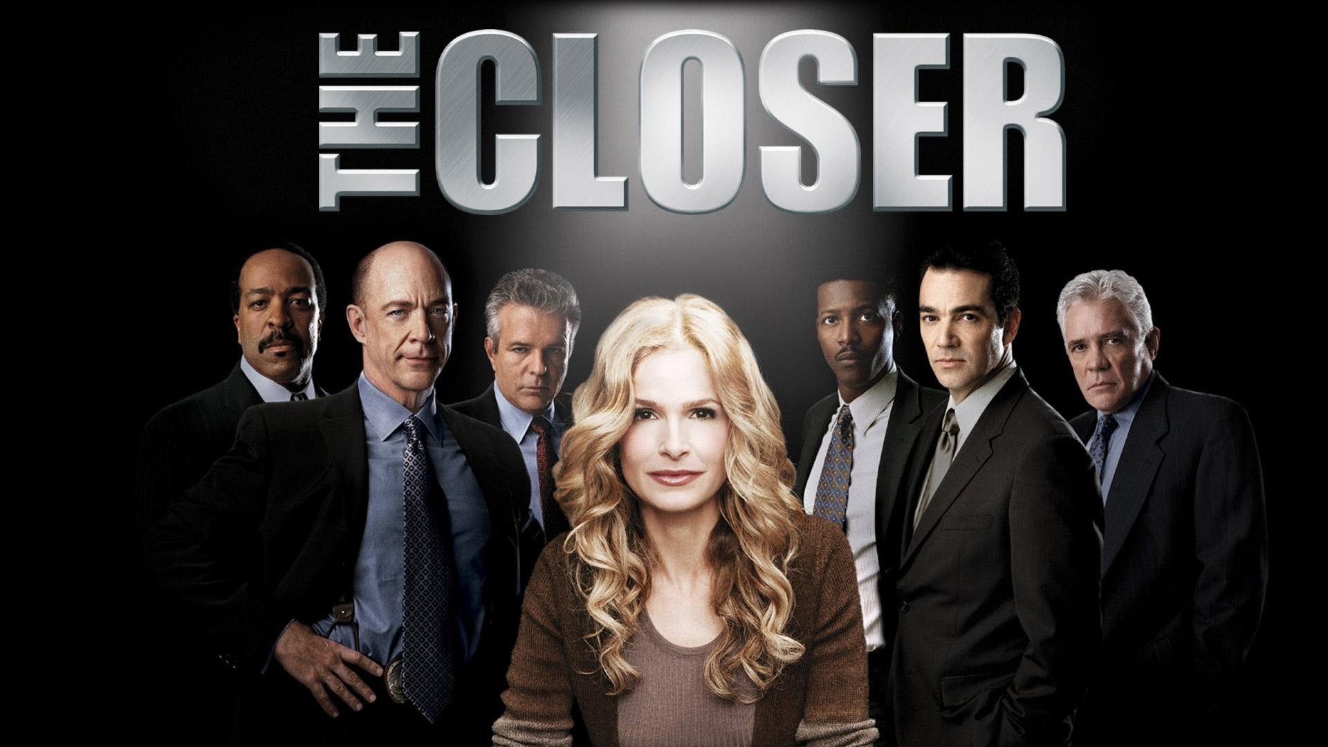 The Closer - Staffel 1 [dt./OV]