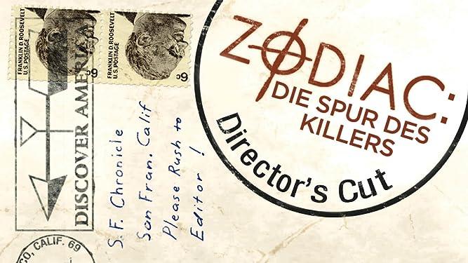 Zodiac - Die Spur des Killers - Director's Cut [dt./OV]