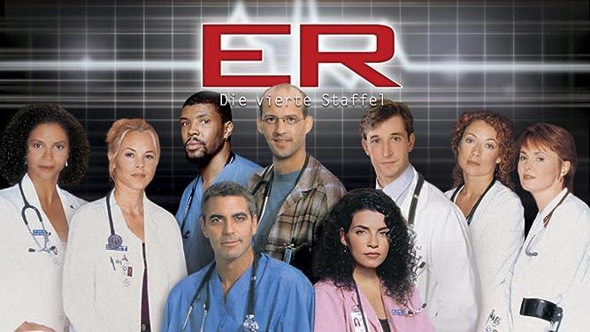 E.R. - Emergency Room - Staffel 4