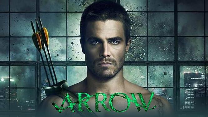Arrow - Staffel 1 [OV]