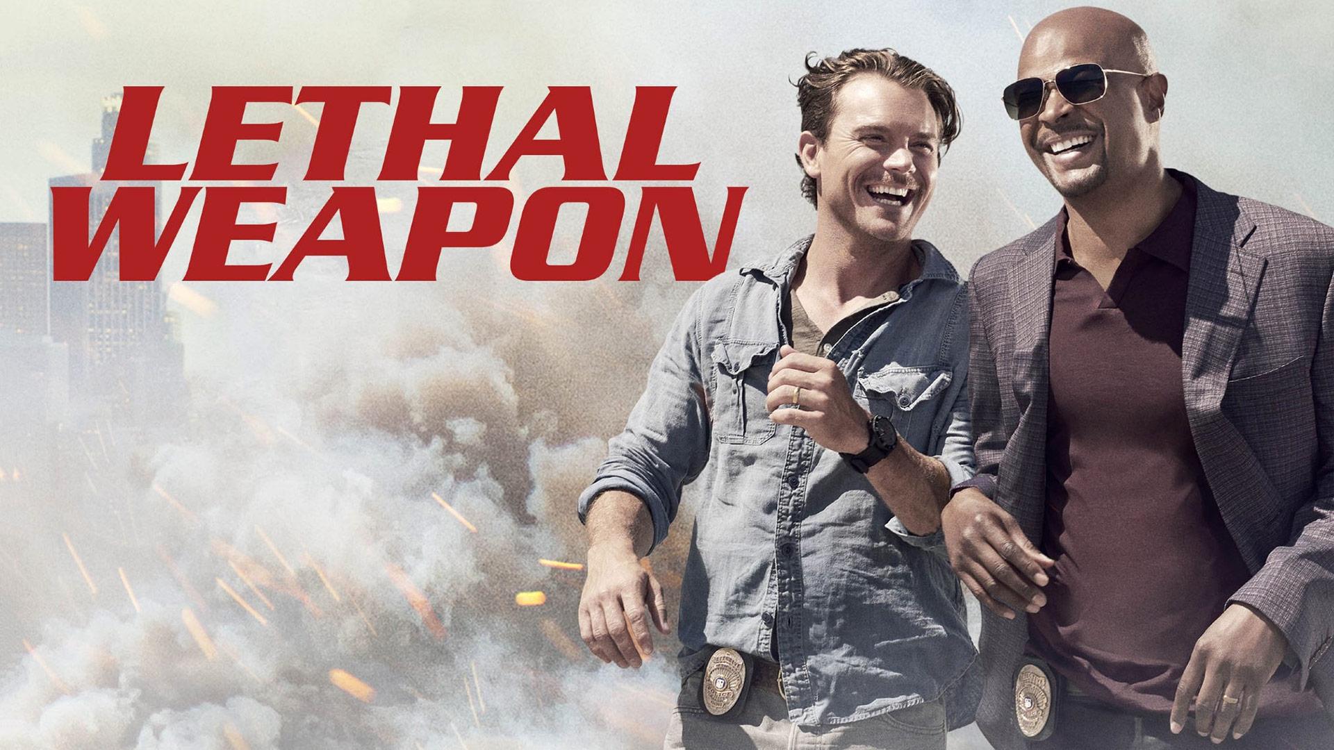 Lethal Weapon - Staffel 1 [dt./OV]