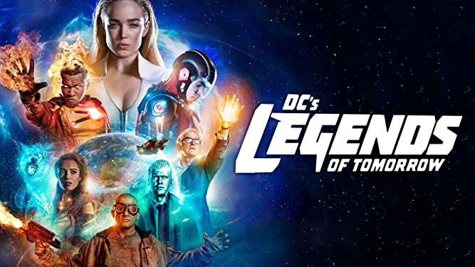 DC's Legends of Tomorrow - Staffel 3 [OV/OmU]