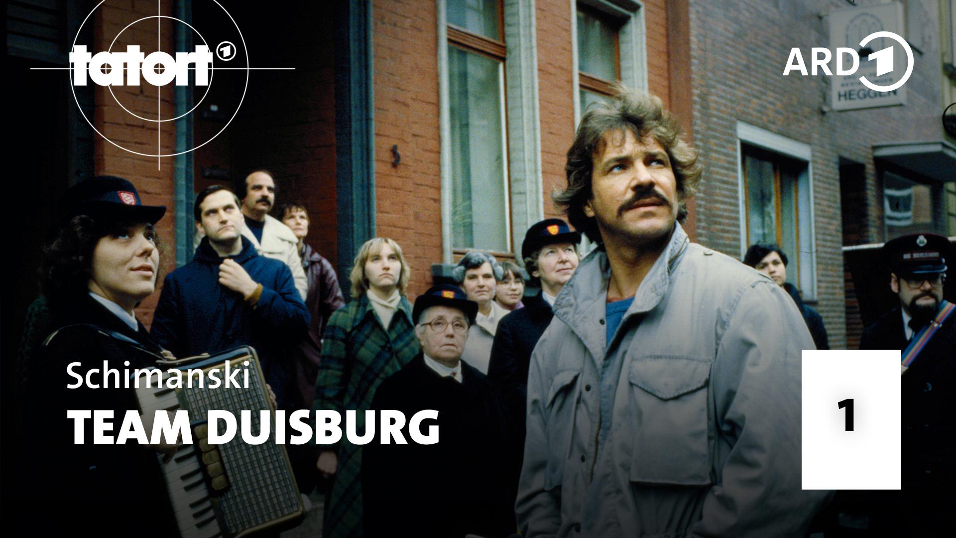Tatort Duisburg - Staffel 1