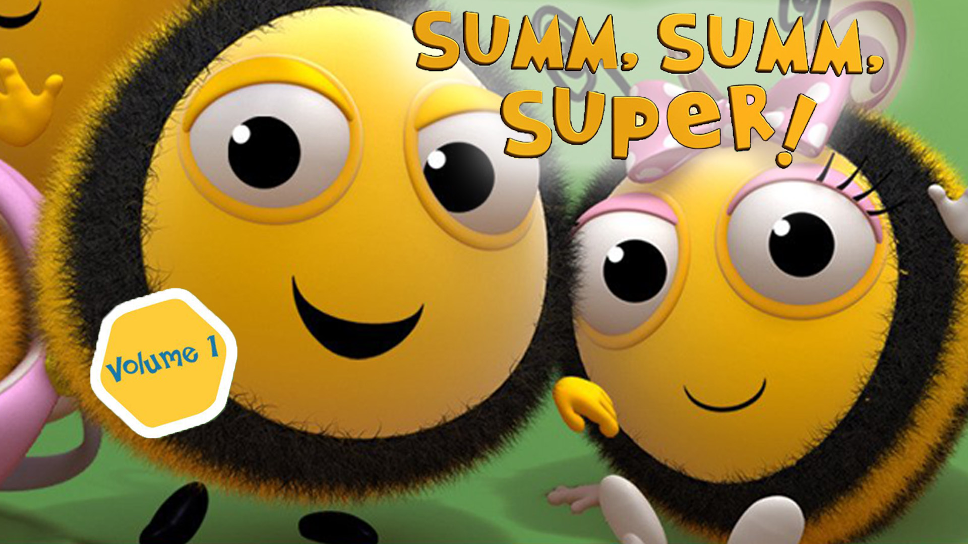 Summ, summ, super! – Die großen Abenteuer der Familie Biene - Staffel 1