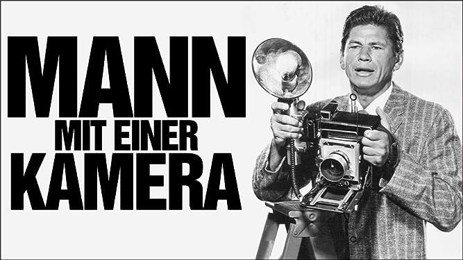 Amazonde Mann Mit Einer Kamera Ansehen Prime Video