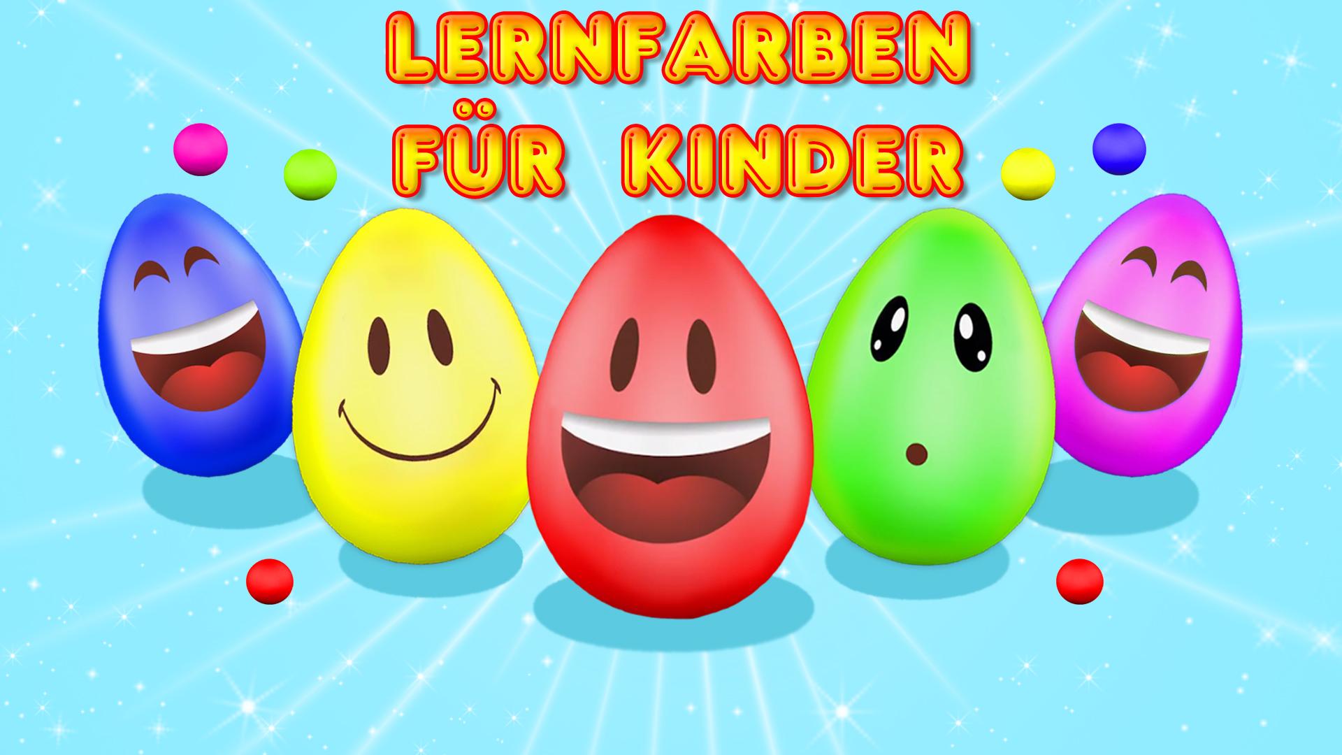 Lernfarben für Kinder