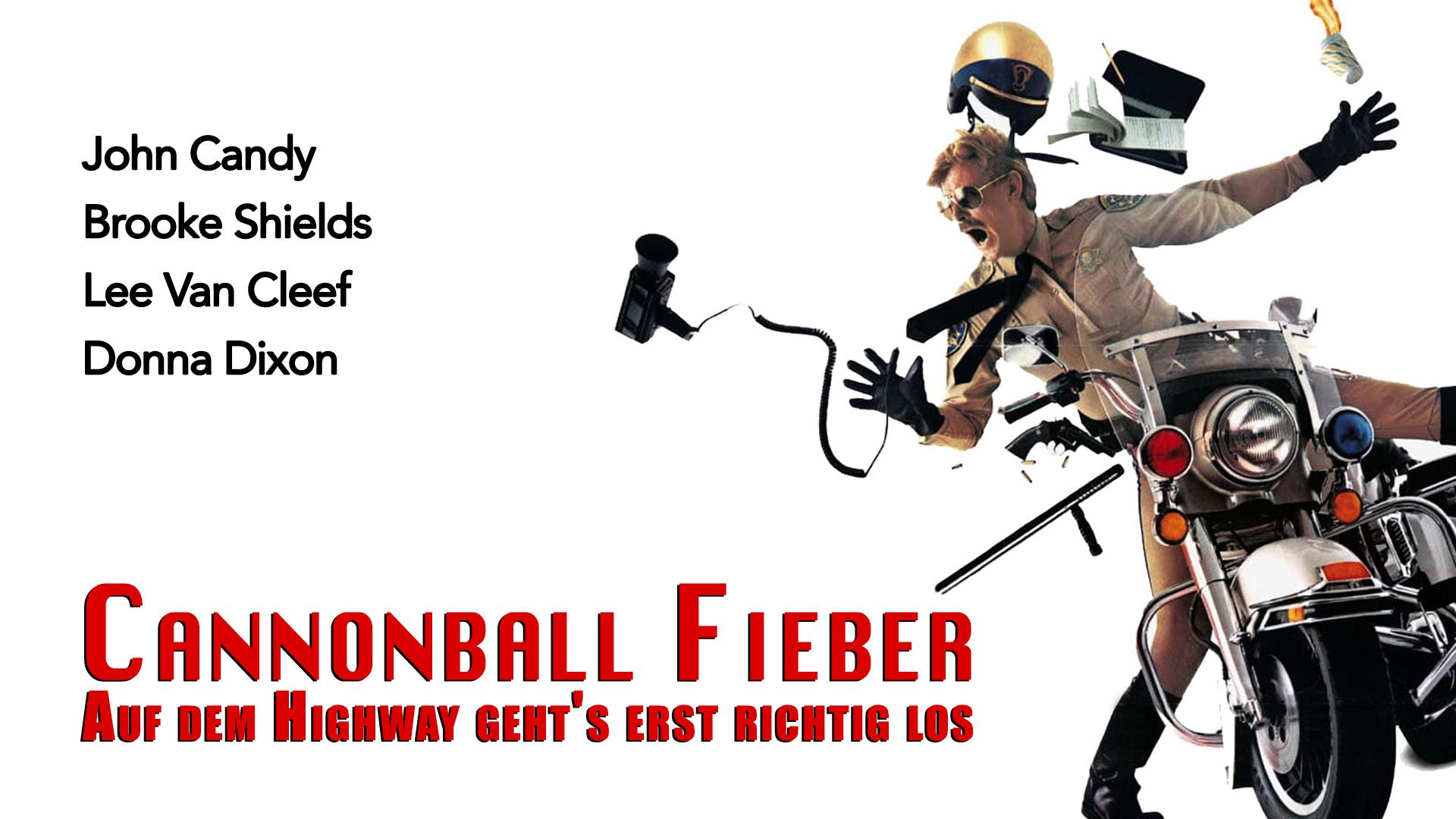 Cannonball Fieber - Auf dem Highway geht's erst richtig los