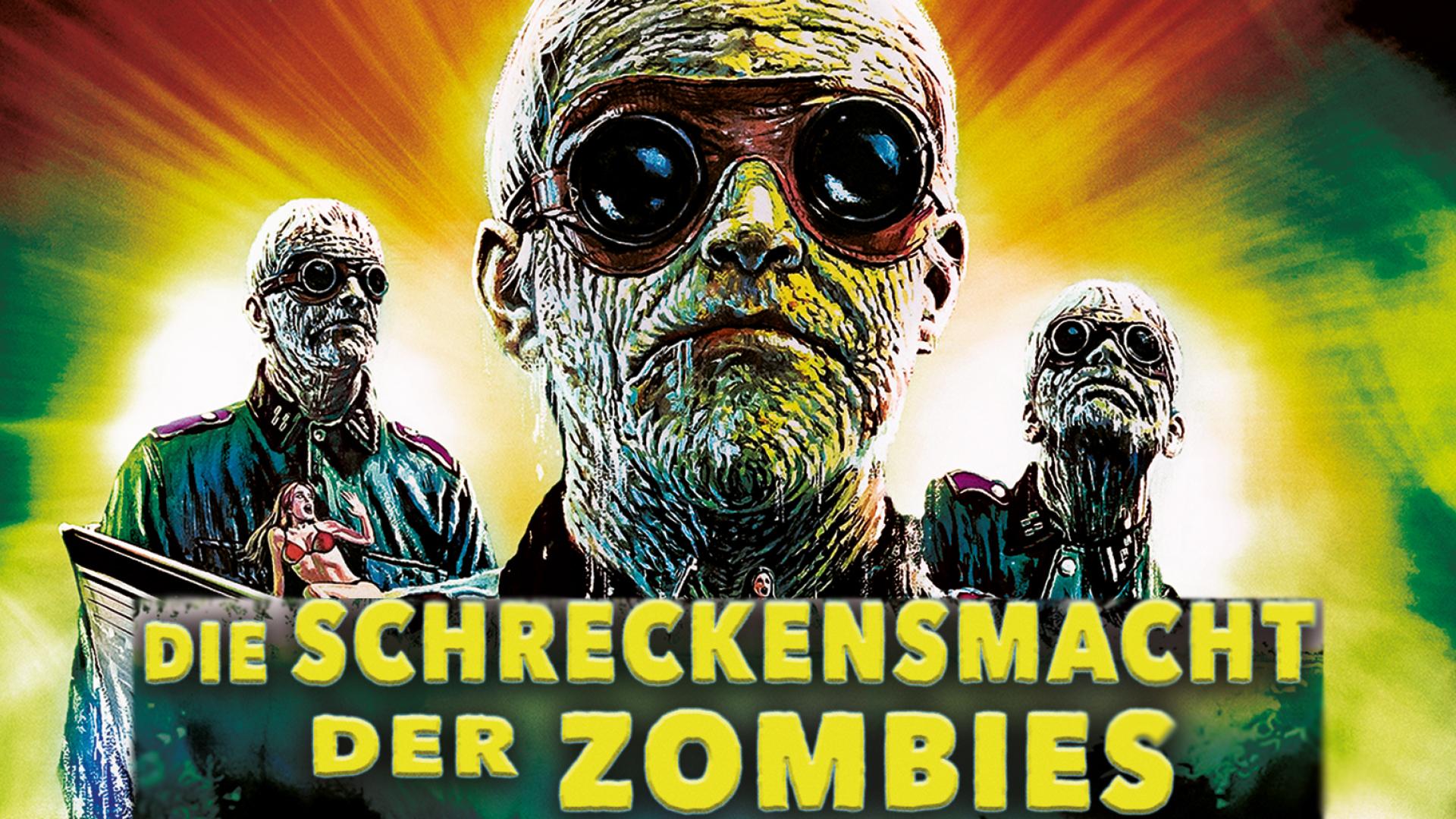 Die Schreckensmacht der Zombies