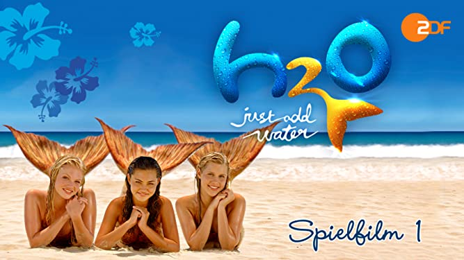 H2O - Plötzlich Meerjungfrau, Spielfilm 1