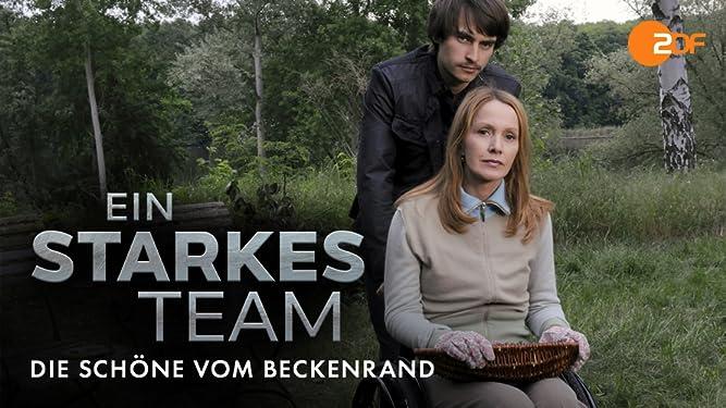 Ein starkes Team - Die Schöne vom Beckenrand