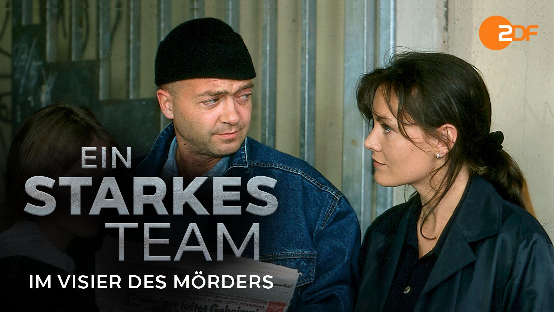 Ein starkes Team - Im Visier des Mörders