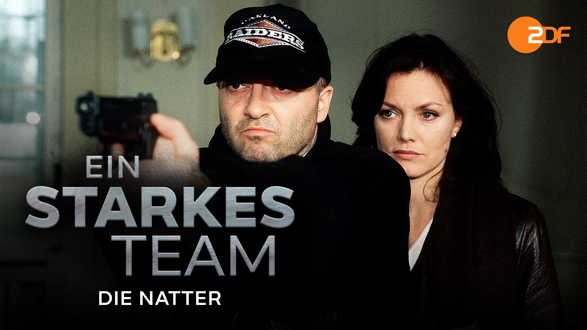 Ein starkes Team - Die Natter