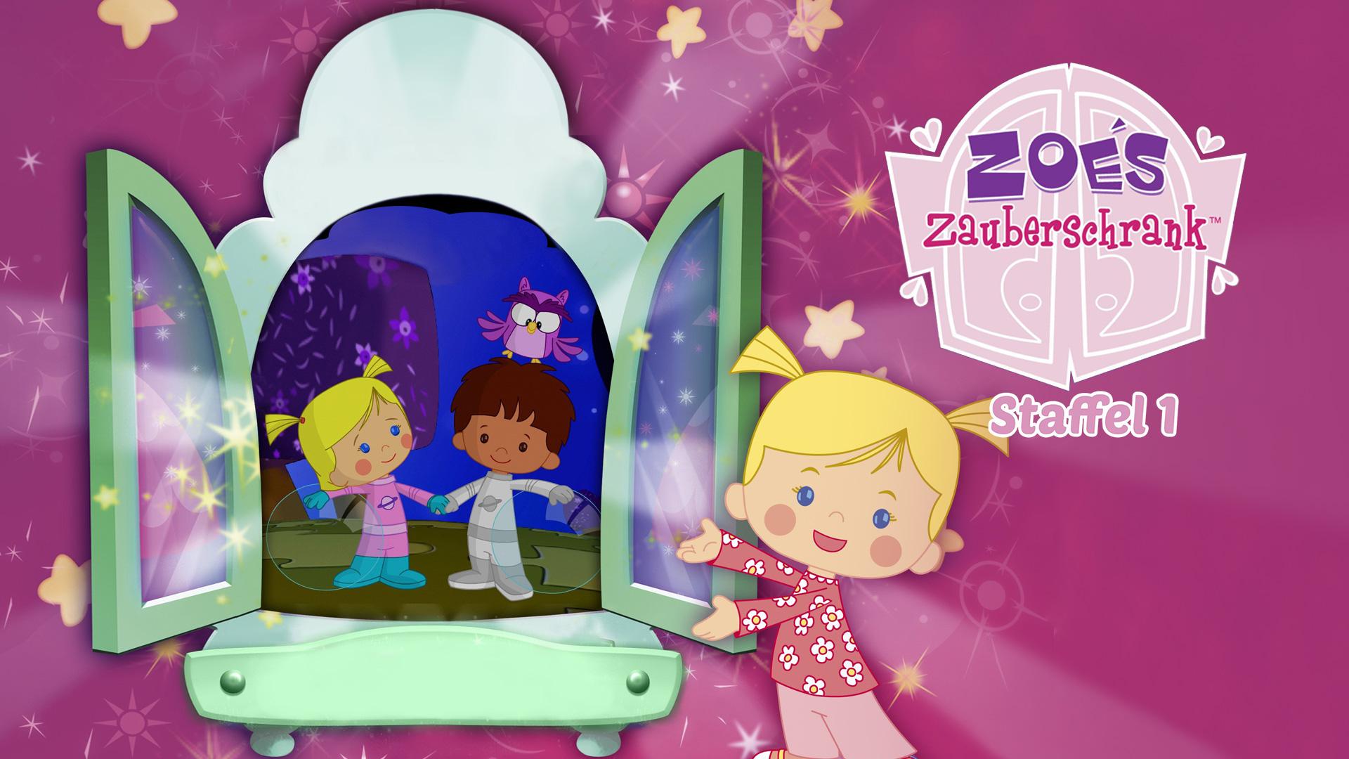 Zoés Zauberschrank - Staffel 1
