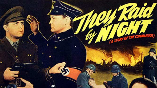 They Raid By Night on Amazon Prime Video UK