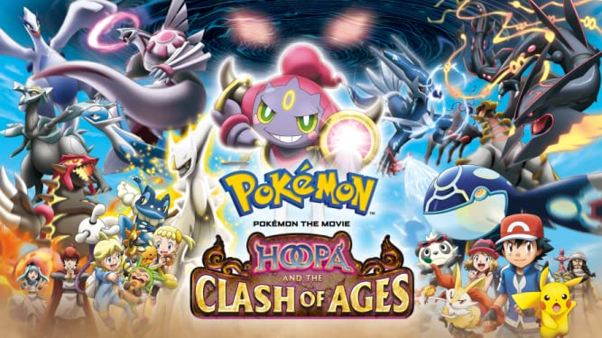 Watch Pokemon The Movie Hoopa And The Clash Of Ages Prime Video