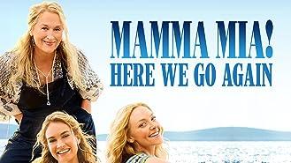 Mamma Mia! Here We Go Again (4K UHD)