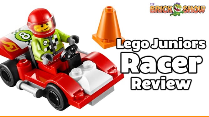 Review: Lego Juniors Racer Review on Amazon Prime Video UK